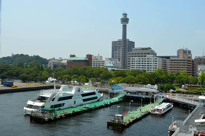 Tour Boats and Marine Tower