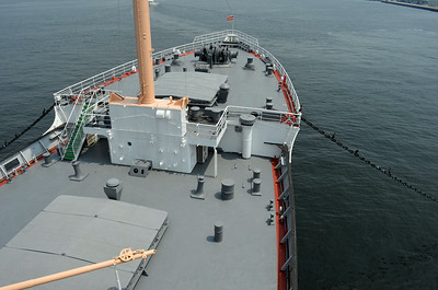 Bow View from Bridge