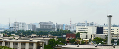 Looking to Yokosuka