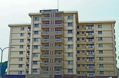Base Housing Buildings