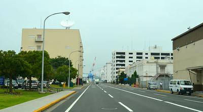 Nimitz Avenue on Base