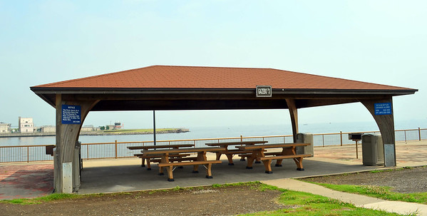 Picnic areas for Base Recreation