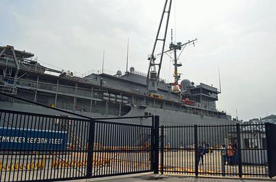Oldest Submarine Tender in the Navy