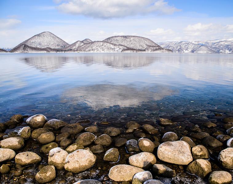 The Elements of Lake Toya