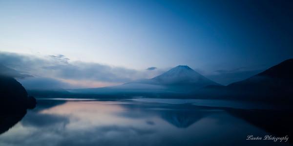 Fuji at Dawn