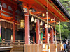 Nearby Yasaka Shrine