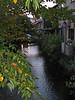 The Shirakawa canal
