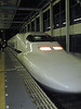 """We took a Nozomi high-speed train to Hiroshima. The """"bullet trains"""" or shinkasen travel on special tracks, separate from the rest of the network, and can reach speeds of up to 300 km/h or 186 mph. See also <a href=""""http://en.wikipedia.org/wiki/Shinkansen"""" target=""""_blank"""">Wikipedia</a>"""
