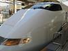 Our Hikari train to Himeji