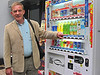 "<a href=""http://www.robertketchell.com/"" target=""_blank"">Robert Ketchell,</a> our gardens guide, explains the workings of the ubiquitous drinks machines"