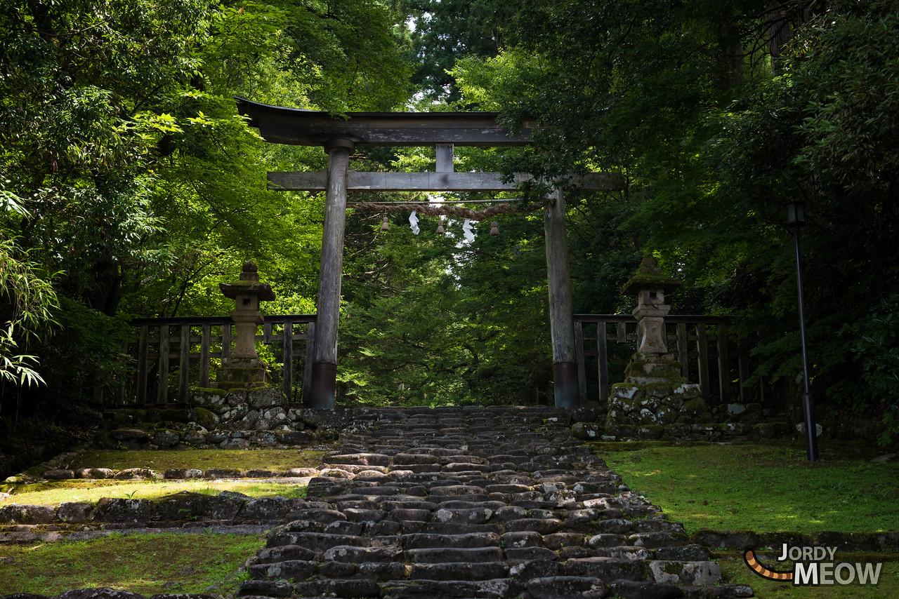 Heisenji Hakusan Shrine
