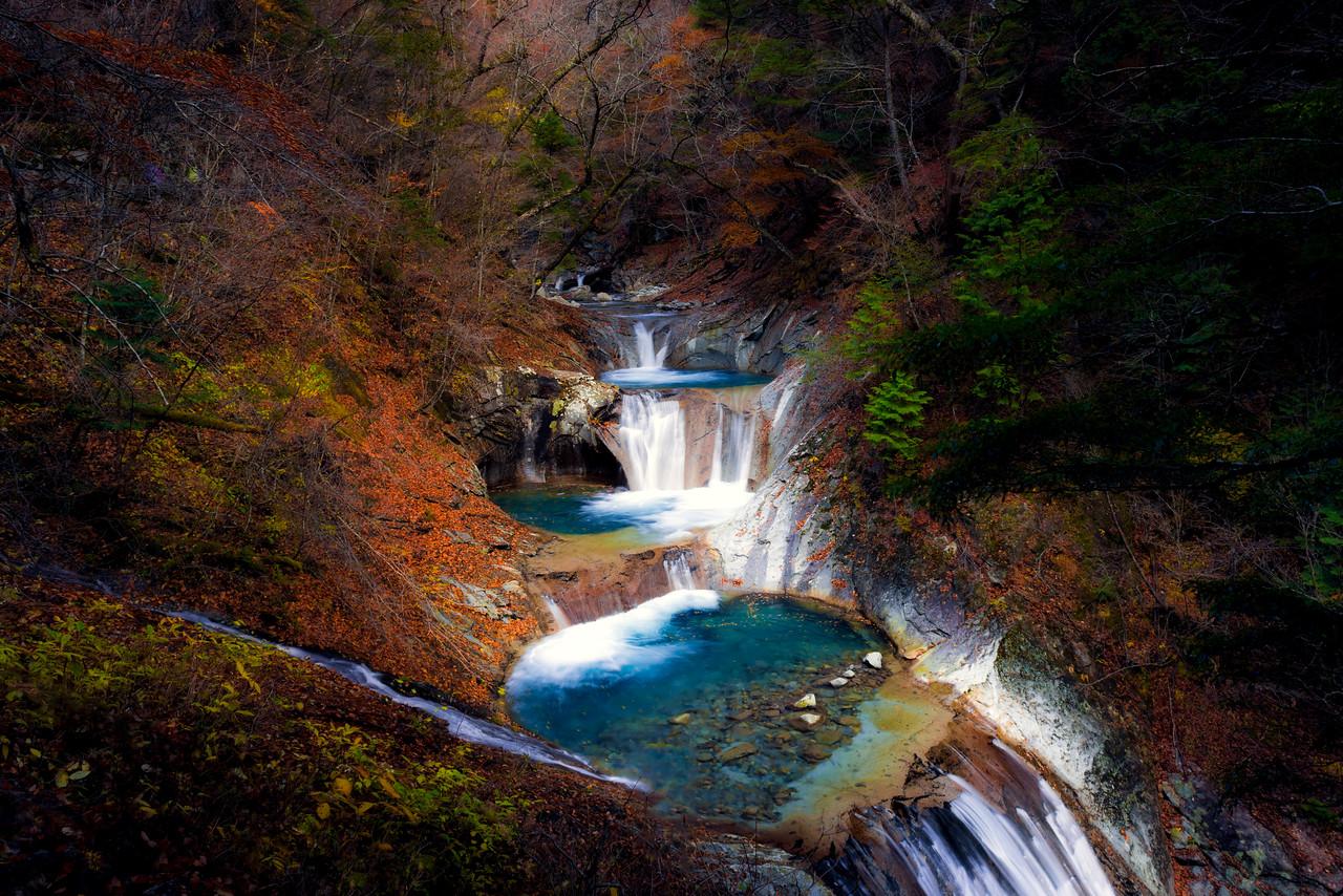 The Seven Falls