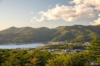 Yamanakako Lake