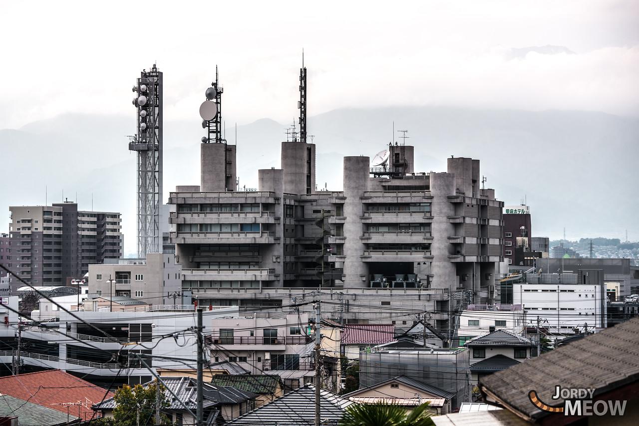 Yamanashi Press Building