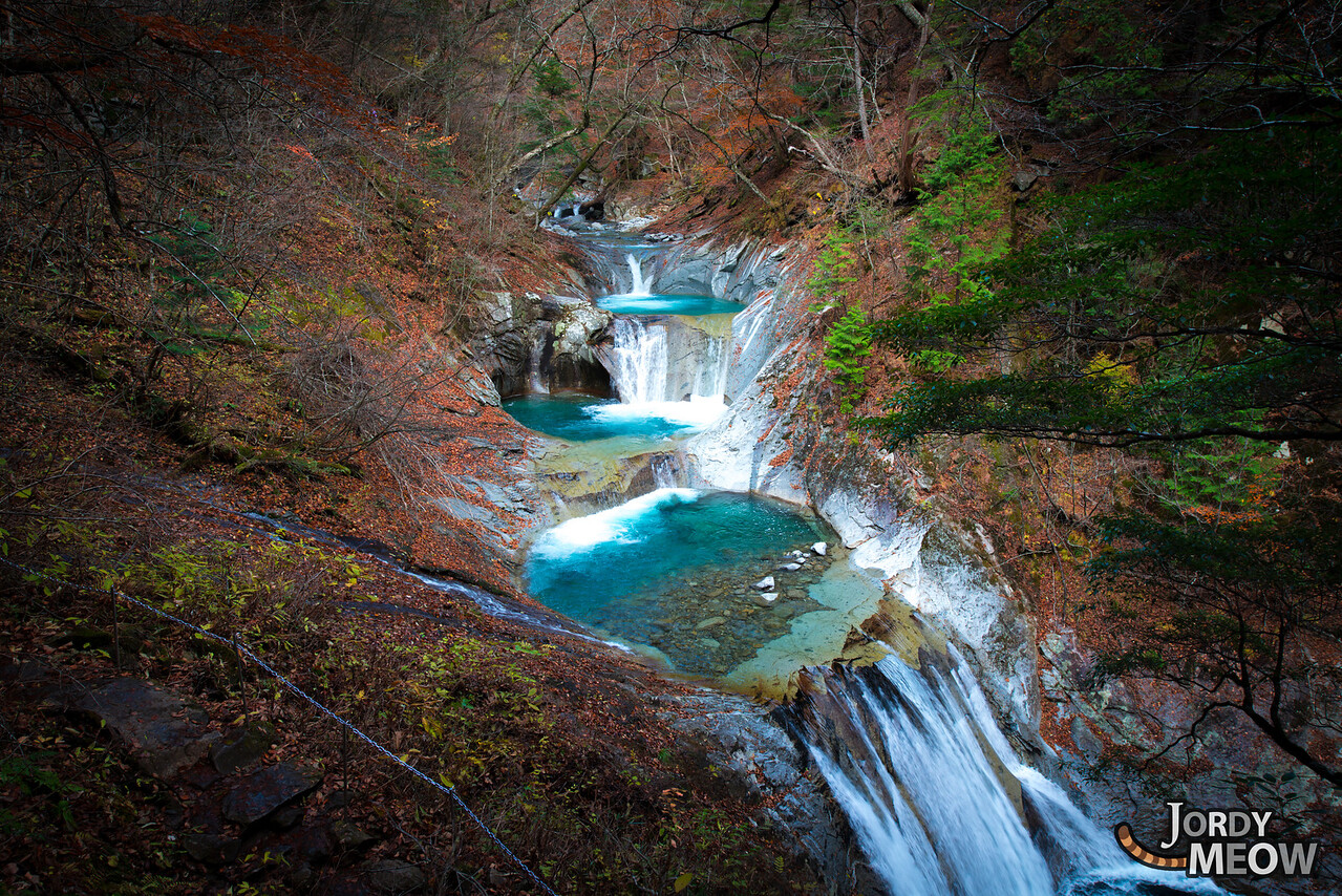 Nishizawa Gorge