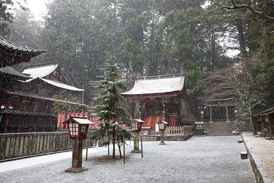 Fujiyoshida Sengen Shrine