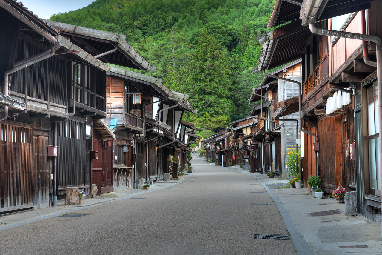 Un Village Silencieux