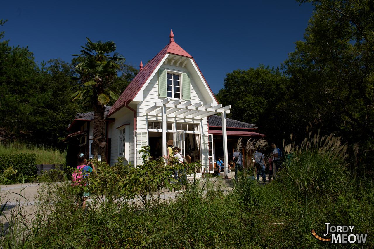 Totoro House (Satsuki & Mei's House)