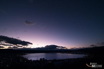 Suwa Lake
