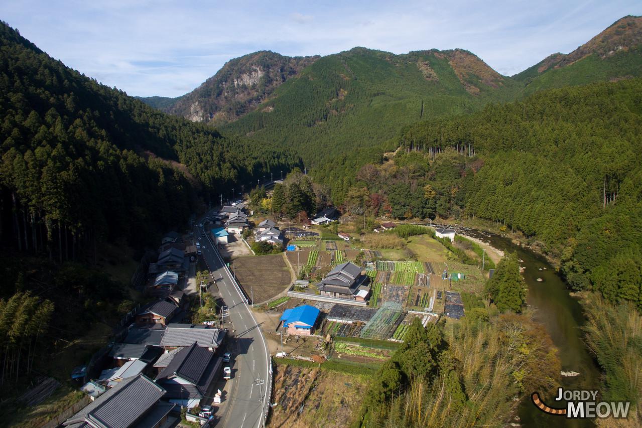 Kaochidani Valley