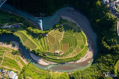 Aragi Island Rice Fields