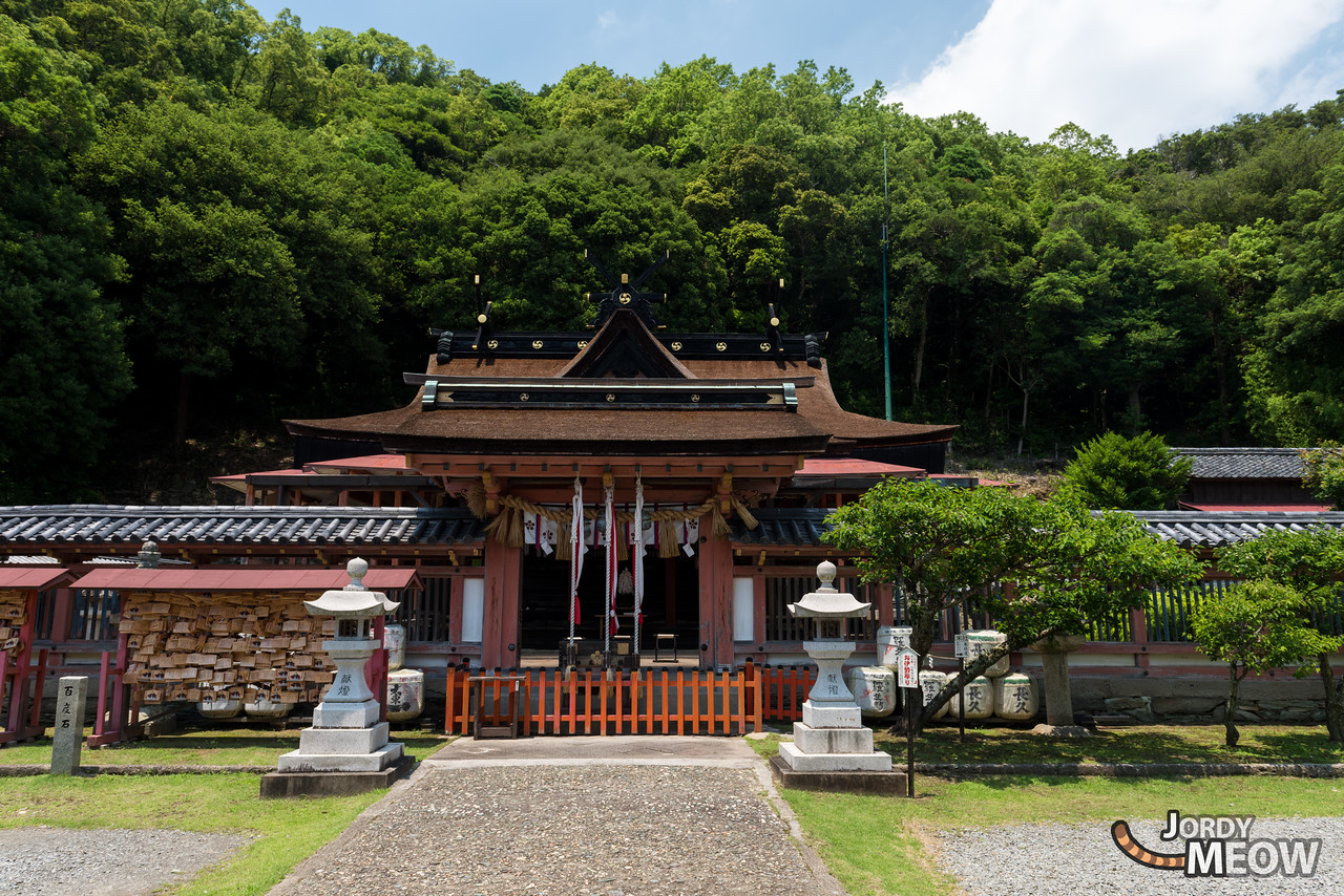 Wakaura Tenmangu Shrine