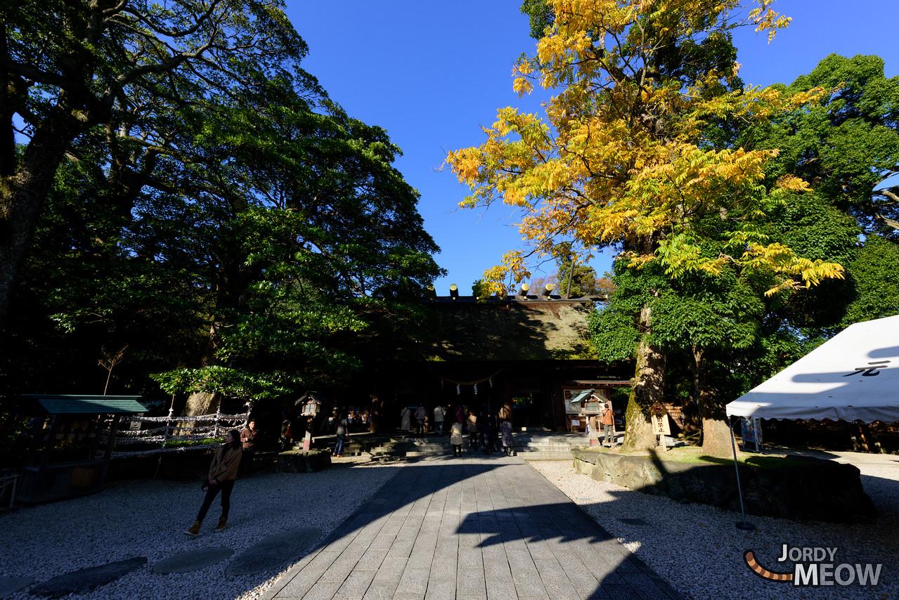 Motoise Kono Shrine