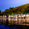 Funaya (Boat Houses) of Ine
