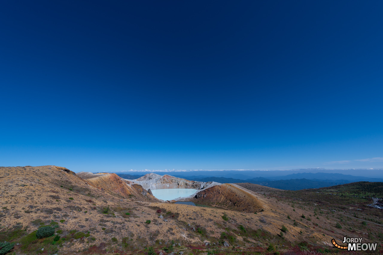 Le Mont Shirane