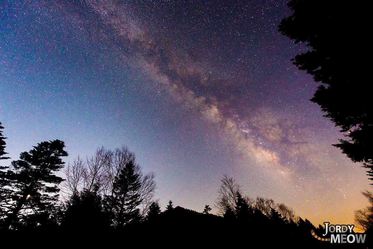 Milky Way at Gunma