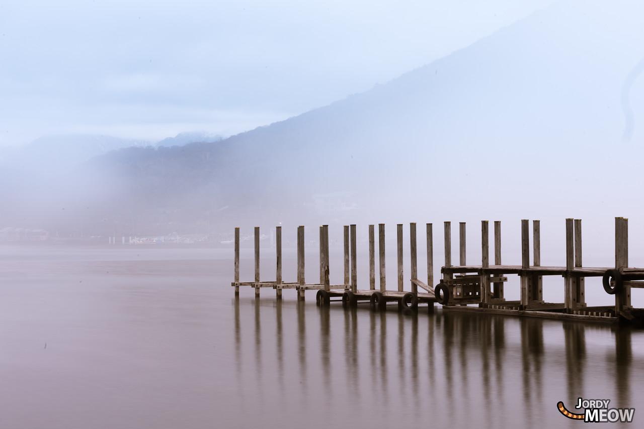Pinky Lake Morning