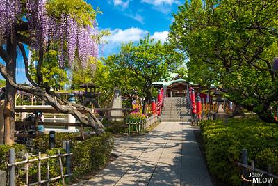Kameido Tenjin Shrine