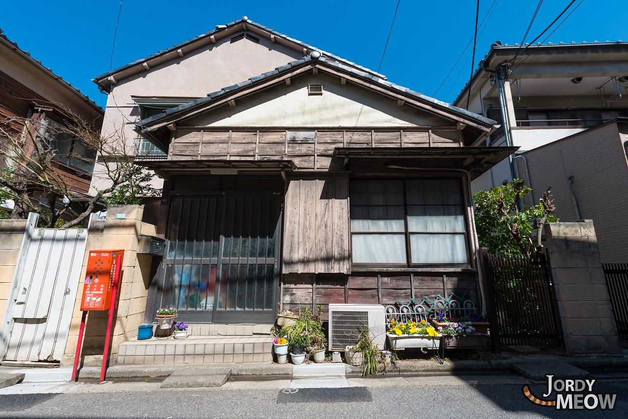Strange Houses in Tokyo