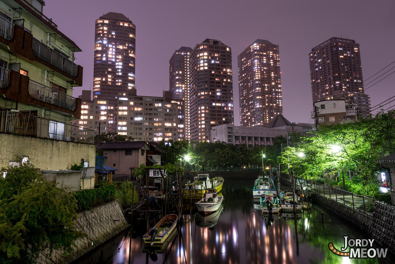 Tokyo Marina