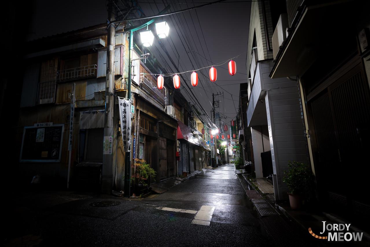 Shitamachi in Asakusa