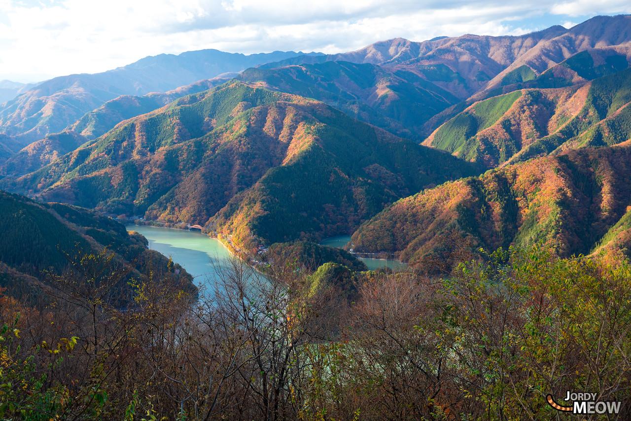 Okutama Lake