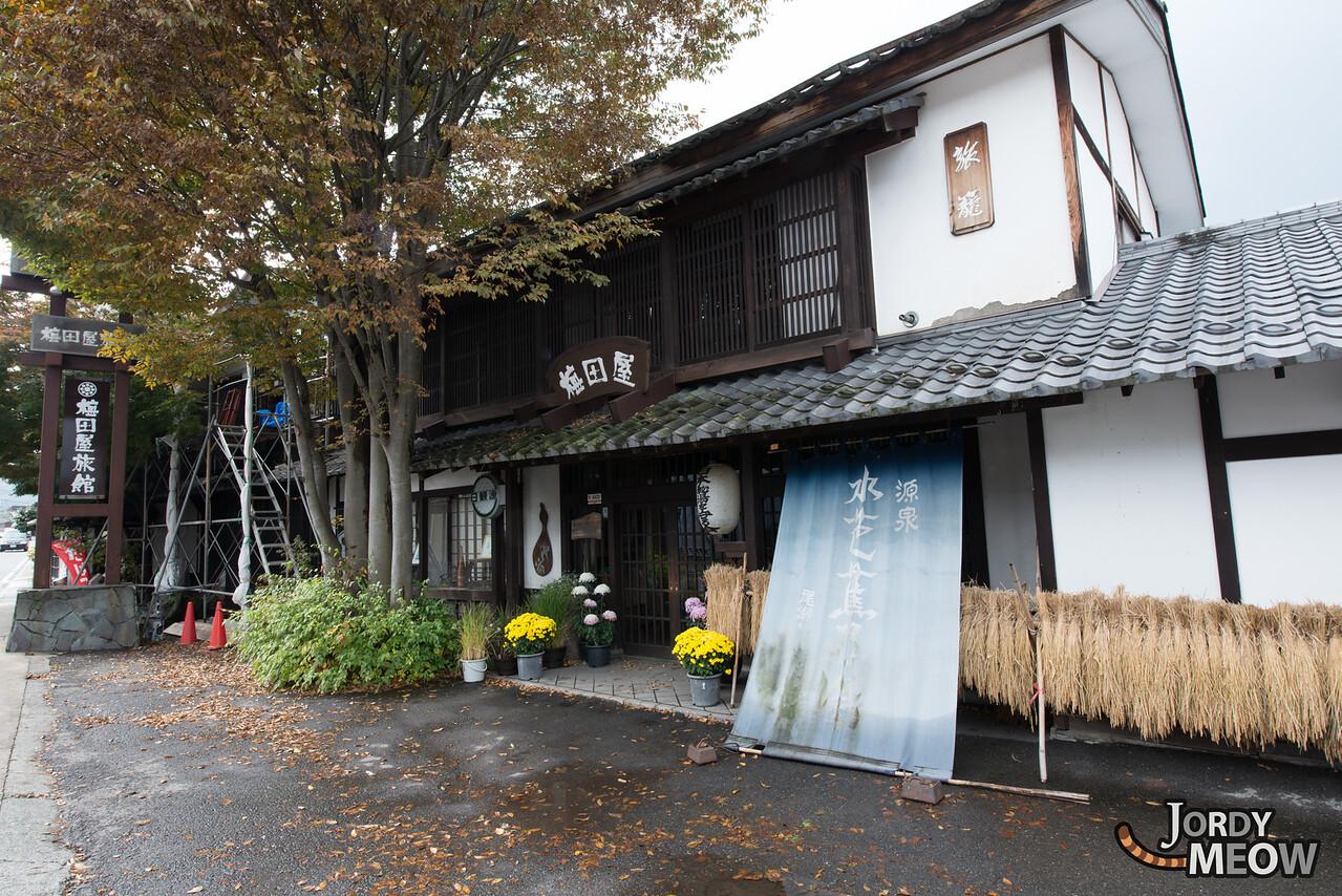 Onsen in Gunma
