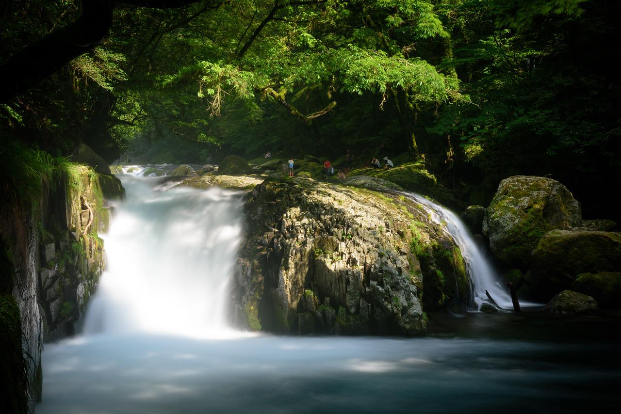 Kikuchi Ravine