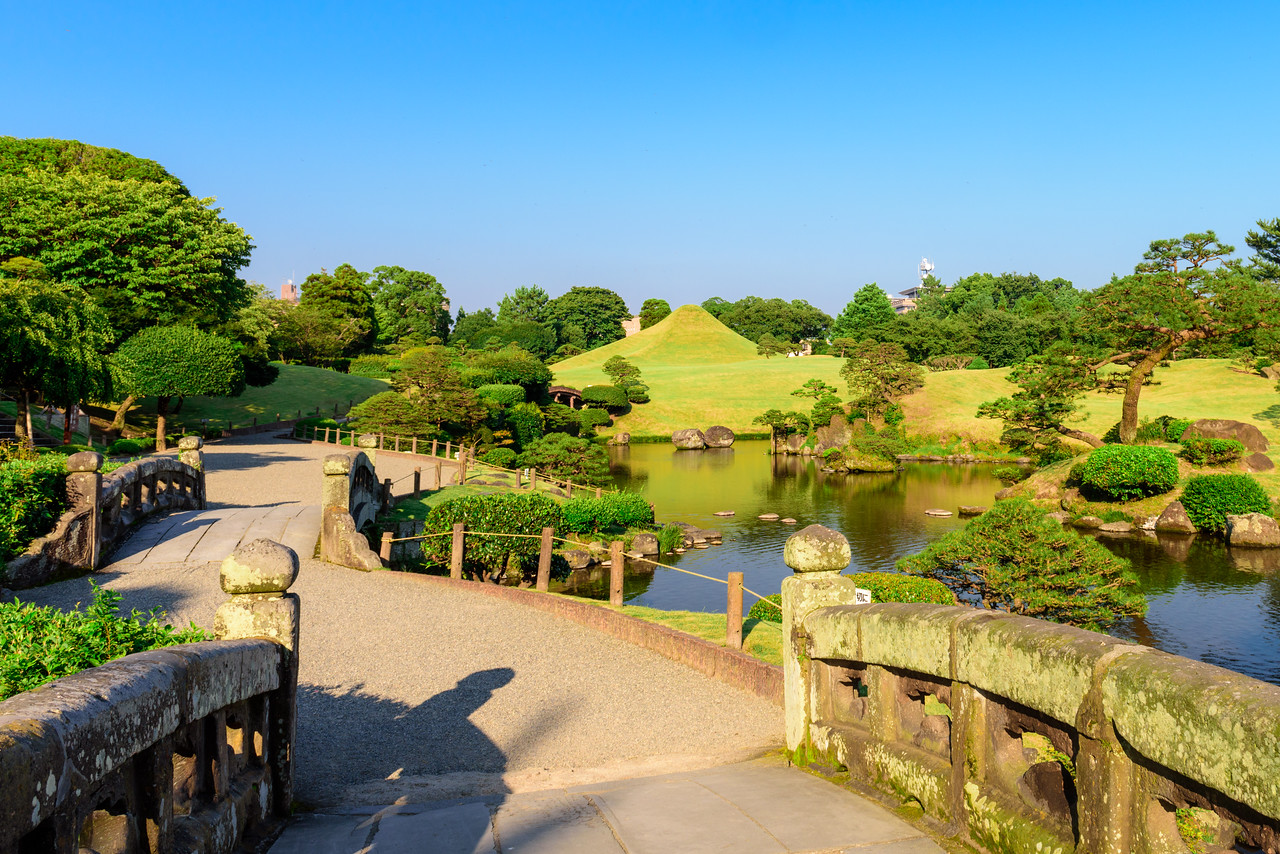 Suizen-ji Joju-en Garden