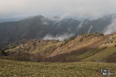 Mount Tsurugi