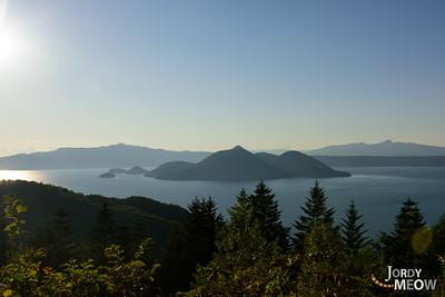 Toyako Lake