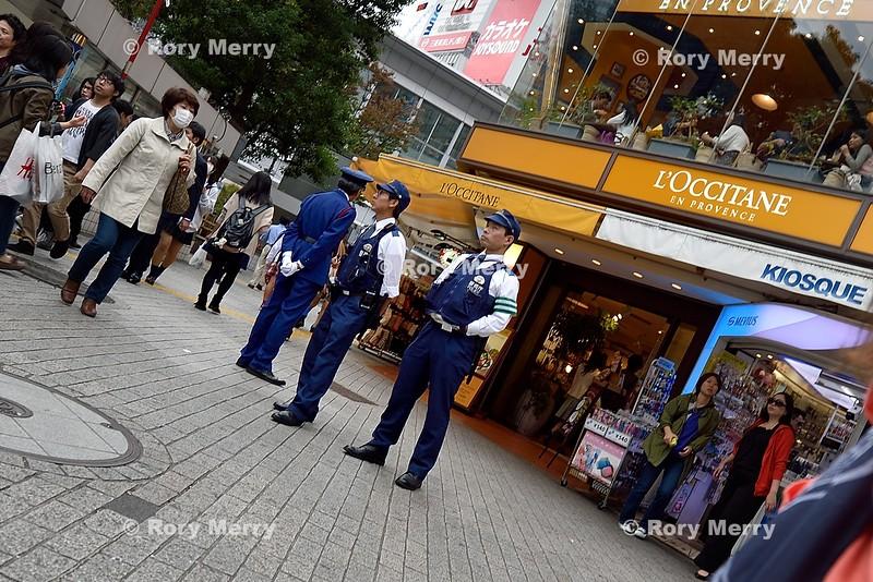 Tokyo streets Shibuya