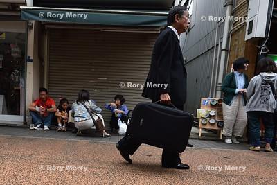 Tokyo streets Yanaka