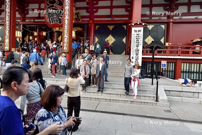 Asakusa street shots
