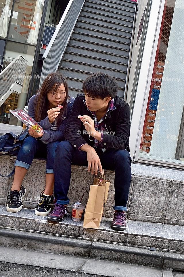 Tokyo streets Harajuku