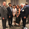 (l to r) Doug Carpenter, Naoki Ito, Mrs. Ito, Ayumi Deloney and Gary Clayton.