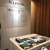 Intersect Illinois and the Illinois Department of Commerce and Economic Opportunity trade booth.