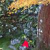 Jizo in Autumn