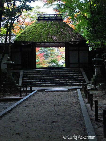 Honen-in Temple Kyoto