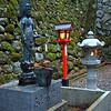 Dusk at Kurama-dera